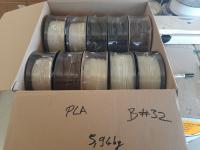 PLA B-Ware Box #32: 5.94kg PLA gemischte Farben - Made in...