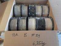 PLA B-Ware Box #39: 6.35kg PLA gemischte Farben - Made in...