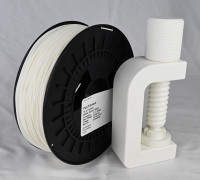 PLA Filament | weiss | Ø 1,75mm | 750g | Made in Germany (Hersteller: Simona AG)