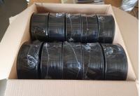 Sonderposten (13€/kg): 7kg PLA Filament | schwarz |...