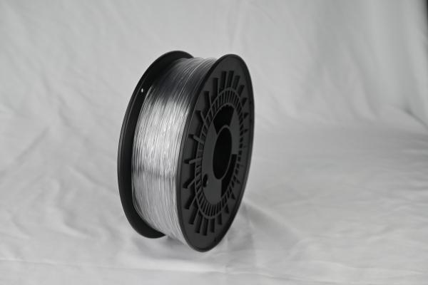 5/10/20 Spulen 750g PETG Filament | transparent/glasklar | Ø 1,75mm | Made in Germany (Hersteller: Simona AG)