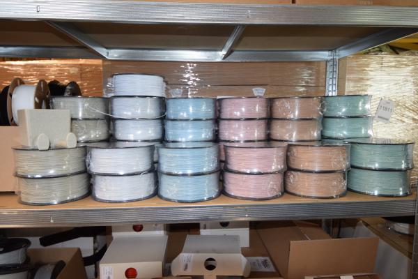 Marmor-Effekt PETG   Ø 1,75mm   Made in Europa    bunte Farbmischung (6kg)